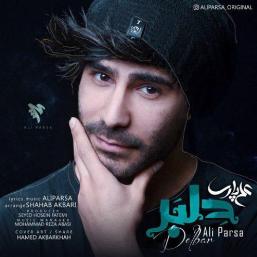 دانلود ریمیکس علی پارسا به نام دلبر