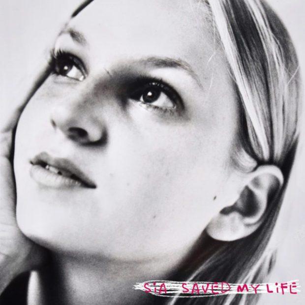 دانلود آهنگ خارجی saved my life از Sia