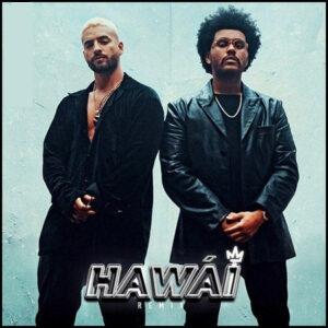 دانلود آهنگ خارجی Hawaii Remix ازMaluma و The Weeknd
