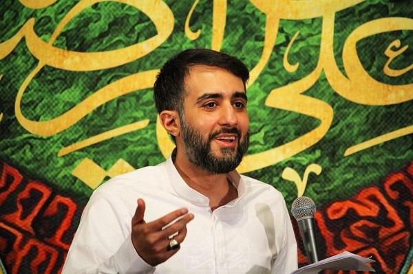 مولودیبرای حضرت اباالفضل(ع) با نوای محمد حسین پویانفر