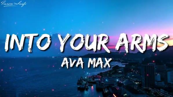 دانلود آهنگ into your arms از Ava Max